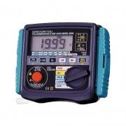 Měřiče impedance smyčky a proudových chráničů