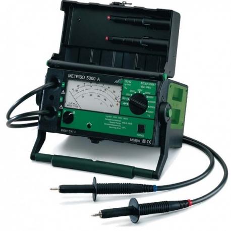METRISO PRIME 5000A - izolační odpory 5kV