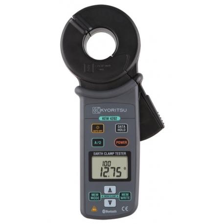 Kyoritsu KEW 4202 - měřič uzemnění