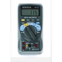 Digitální multimetr Kewtech KT115 600V & 10A AC/DC