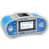 Metrel Eurotest EASI SE - MI3100SE - Multifunkční revizní přístroj - zdarma ceník pro revize a testové otázky TIČR