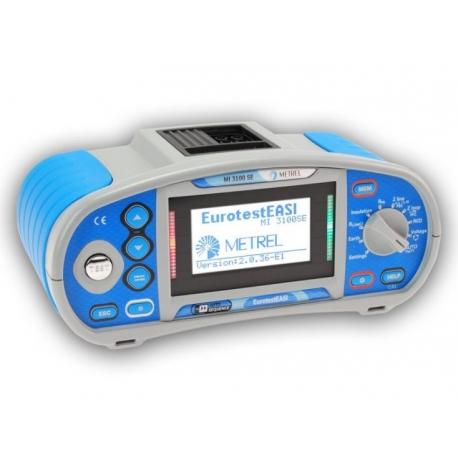 Eurotest EASI SE (MI3100 SE) - revize instalací a hromosvodů