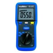 MX407 - Digitální měřič izolačního odporu METRIX