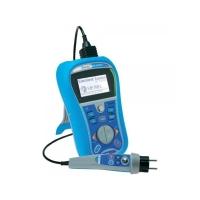 AKCE Metrel Eurotest COMBO BT (I3125BT - revize instalací a hromosvodů - zdarma ceník pro revize a testové otázky TIČR
