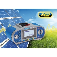 Metrel Eurotest PV St. set, MI3108 ST, tester solárních panelů a elektráren